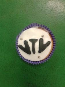 VTV cupcake