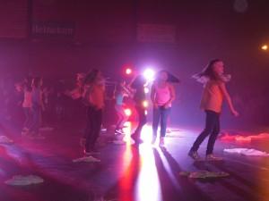 Streetdance 8-9 jaar