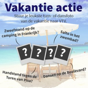 VTV zomervakantie actie